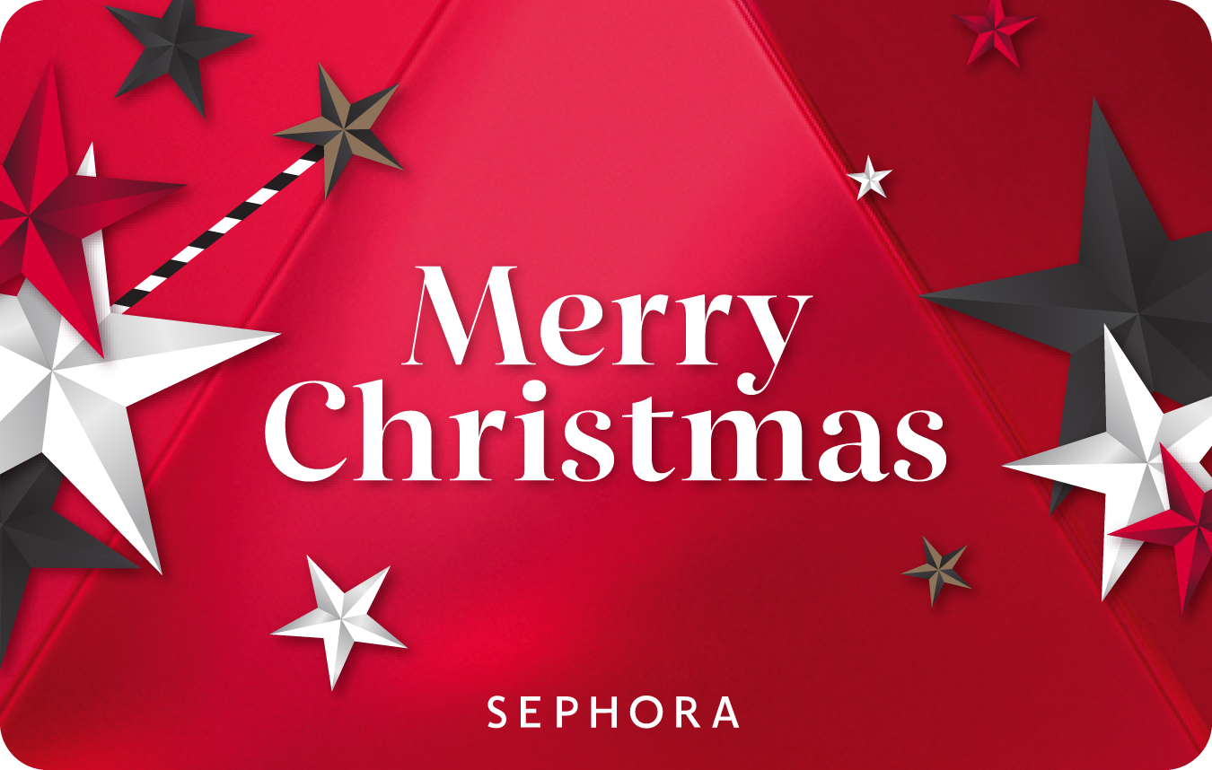 Buy E Gift Cards Online Sephora Philippines